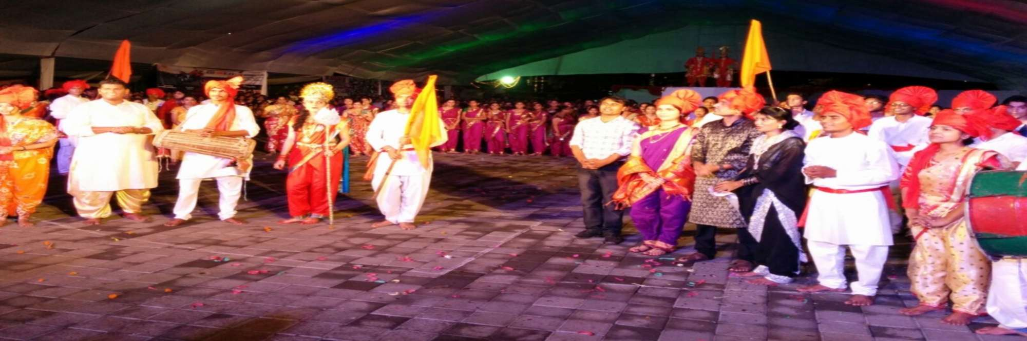 culture through mesmerizing special Folk dance and Musical performances Entertainment in Koyna